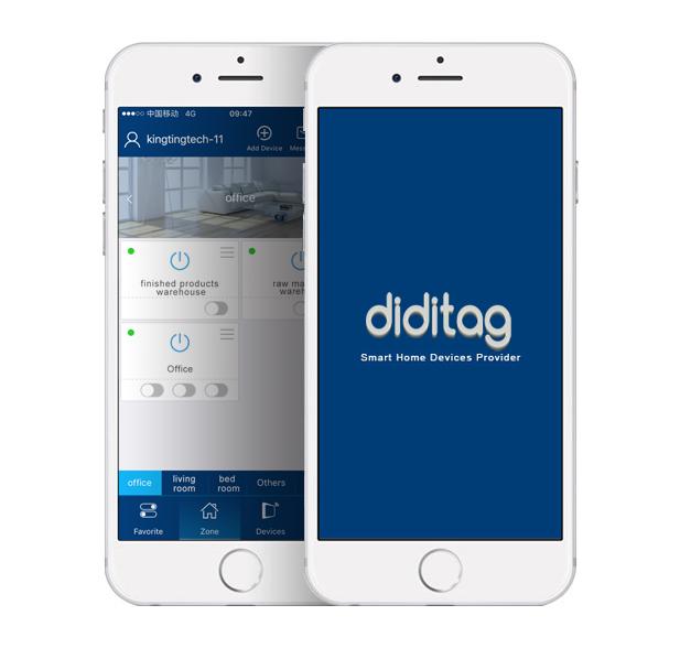 DidiTag Phone App